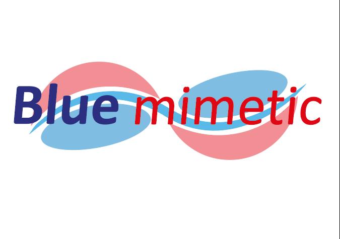 BLUE MIMETIC